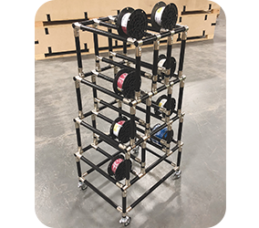 CRE-600 Mobile Rack